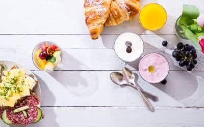 Frühstück für's Büro und unterwegs
