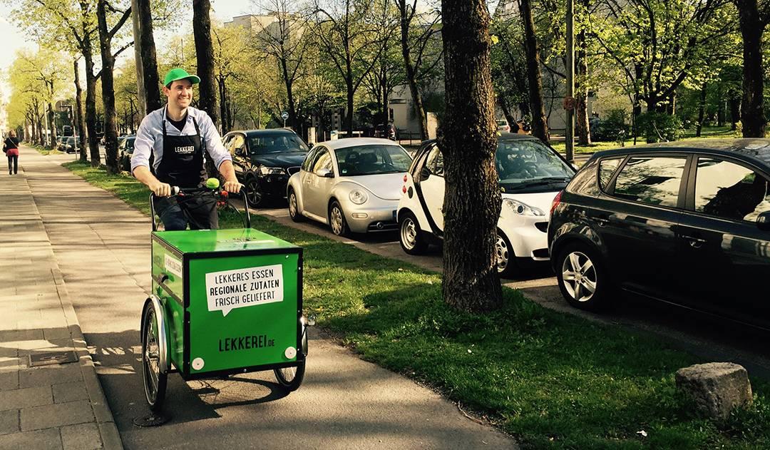 Quer durch Maxvorstadt: Essen aus der Region