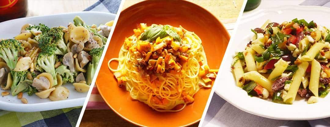 Pasta, Nudeln, Teigwaren: Vielseitig und lecker
