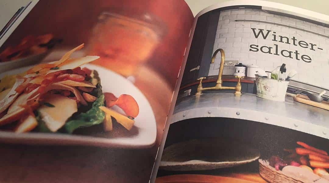 Köstliche Literatur: Winterwohlfühlküche