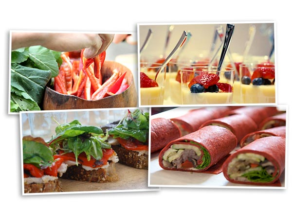 Event Catering München Fingerfood