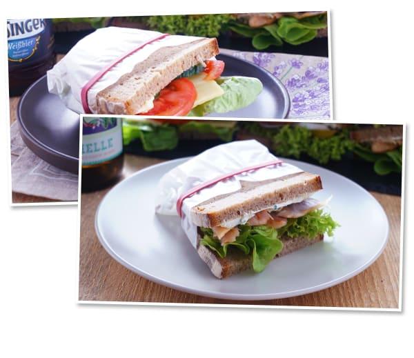 Catering und Partyservice München Sandwiches