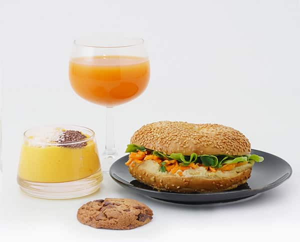 Lunchpaket Catering München 11