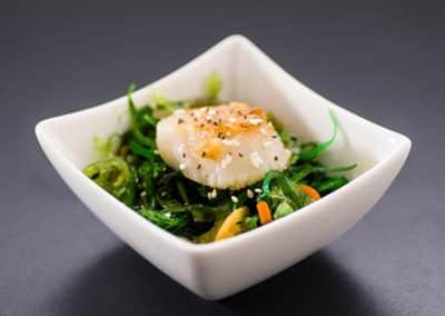 Catering-Fingerfood-Muschel-Salat