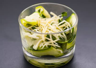 Catering-Fingerfood-Zucchini-Salat