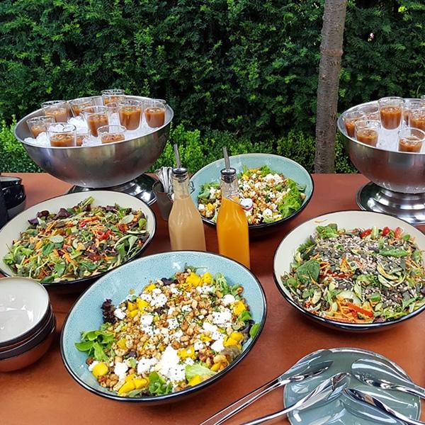 Salat Buffet Catering München