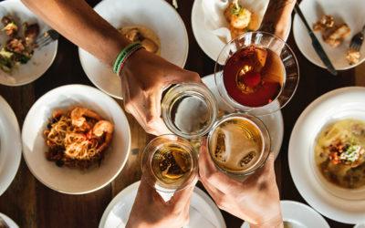 2018: Schluss mit traditionellem Weihnachtsfeier Catering
