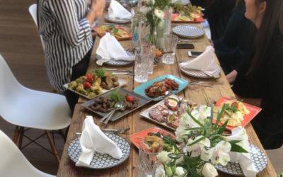 Catering Buffet oder Balagan Style?