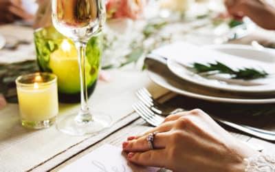 Tips zur Planung deines Hochzeitscatering