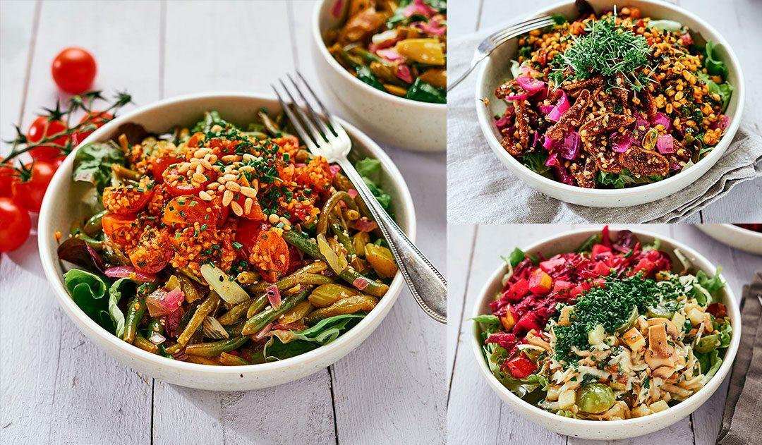 Salat-Catering