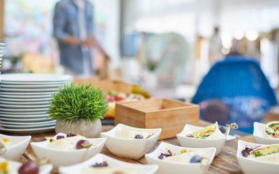 Das Catering 1×1 – Über diese Fragen solltest du dir im Vorhinein Gedanken machen