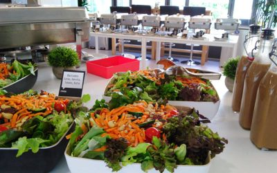 Healthy Business Lunch Catering