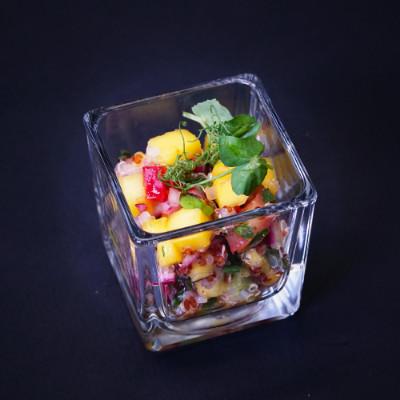 Voggis Spezial-Eiersalat